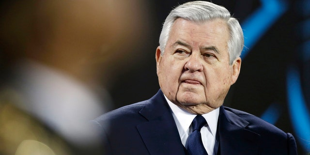 Jerry Richardson, pictured here in 2016, has owned the Panthers since their inception in 1993.