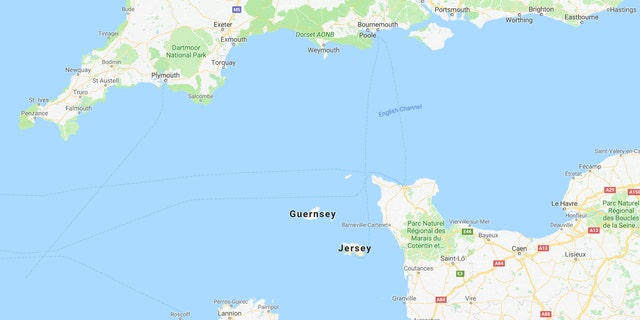 Hill started to notice other members using British slang and later discovered the Facebook group was actually about the small island, Jersey, in the English Channel.