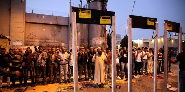 Israel has insisted that metal detectors have been installed at the holy site to provide security.