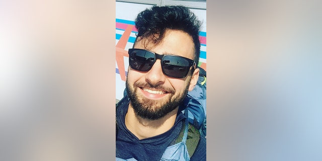 Jesse Galganov, 22, traveled to Peru on Sept. 24 and hasn't been heard from since Sept. 28.