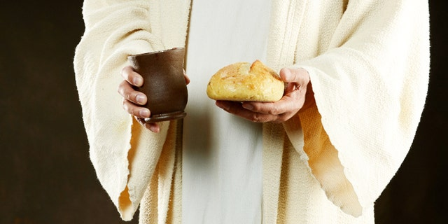 """Dr. Tat-siong Benny Liew, Chair of New Testament Studies at the College of the Holy Cross, argues that Jesus, at the Last Supper, was being """"seductive"""" and performing a """"literary striptease"""" by washing the disciples' feet."""