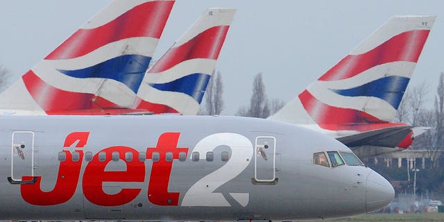 """It concerns me that alcohol is even allowed in the cockpit, if it was open or not,"" said Jet2 passenger Steve Lewis."