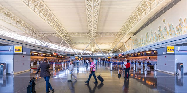 JFK is one of several U.S. airports for the new ICE initiative Operation Limelight USA