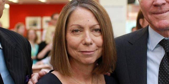 Former executive editor of the New York Times Jill Abramson.