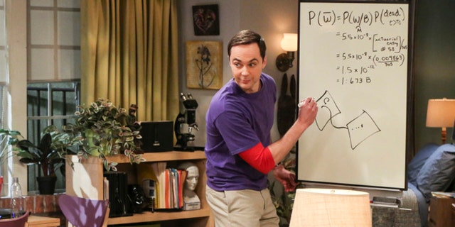 """Jim Parsons also stars in """"The Big Bang Theory."""""""