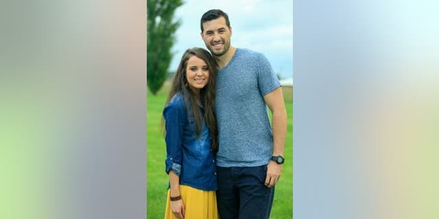 Jinger Vuolo and Jeremy Vuolo, seen here before their marriage, said faith plays a crucial role in their marriage.