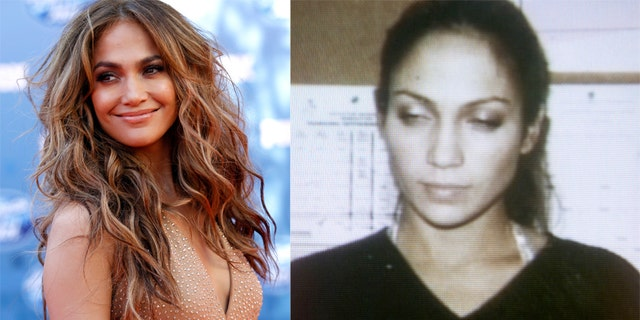 "Prosecutors in the New York trial of hip hop mogul Sean ""Puffy"" Combs allowed Fox News to videotape this police mug shot of actress Jennifer Lopez taken after she was arrested with Combs after a December, 1999 nightclub shooting. Lopez was never charged in the incident. The jury in Combs weapons possession and bribery trial started its first full day of deliberations on March 15, 2001."