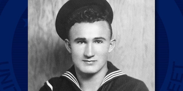 Joe George is credited with saving at least six sailors aboard USS Arizona as it was sinking after being struck several times by Japanese planes.