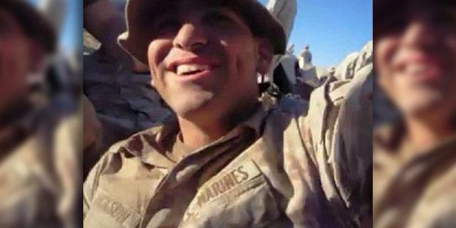 Marine Lance Cpl. Joe Jackson was 22 when he was killed in Afghanistan in 2011