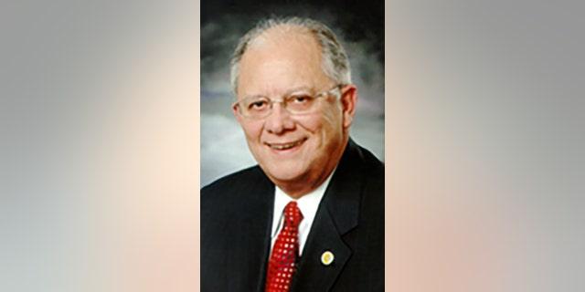 Mayor John Rhodes.