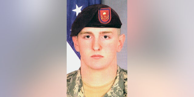 Pfc. Johnathon Millican received a posthumous Silver Star for jumping on a grenade to try saving his comrades.