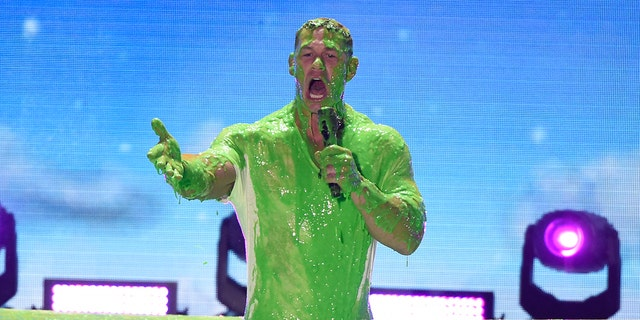 John Cena hosted the 2017 Kids' Choice Awards amid discussion of student walkouts.
