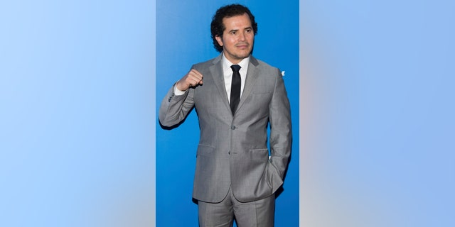 """John Leguizamo attends the world premiere of """"Waco"""" at Jazz at Lincoln Center on Monday, Jan. 22, 2018, in New York. (Photo by Charles Sykes/Invision/AP)"""
