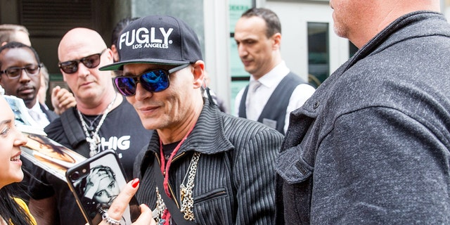 Johnny Depp's recent frail appearance has left fans wondering if something is wrong with the Hollywood star.