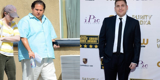 Actor Jonah Hill got candid about his dramatic weight fluctuation in an interview with Ellen DeGeneres.
