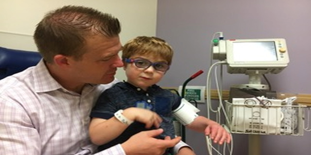 Joseph Hann was diagnosed with CLN7 in March 2017, and shortly after he and his family relocated to Texas for a promising gene therapy trial.