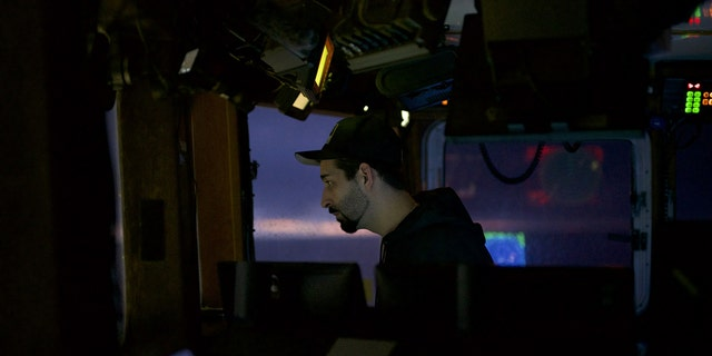 """Captain Josh Harris returned to captain a ship in Season 14 of """"Deadliest Catch"""" after 18 months away."""