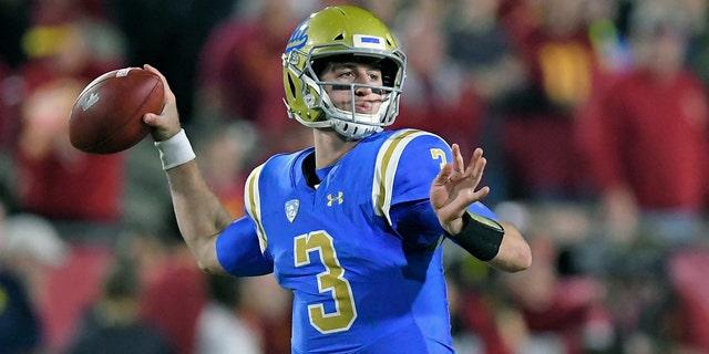 UCLA quarterback Josh Rosen will forgo his senior season to enter the NFL Draft.