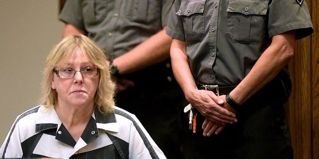 """Joyce Mitchell's husband, Lyle, was angry over his wife's delayed parole and """"wants her home."""""""