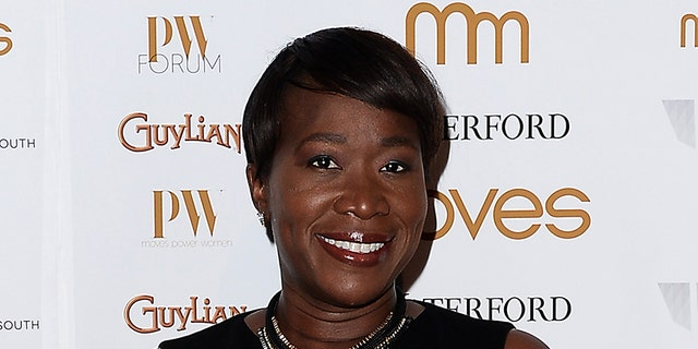 MSNBC host Joy Reid claims she did not write homophobic remarks displayed on the archives of her old blog.