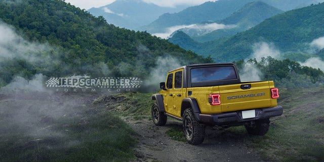 While Jeep has been selling Mopar pickup conversion kits for the previous JK Wrangler, this is the first factory Jeep pickup since the Cherokee-based Commanche departed after the 1992 model year.