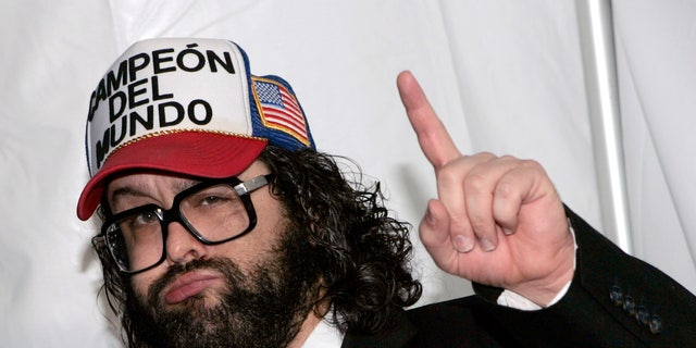 "Actor Judah Friedlander from NBC's comedy series ""30 Rock"" arrives at the NBC Universal Experience as part of upfront week in New York on May 12, 2008.     REUTERS/Shannon Stapleton (UNITED STATES) - RTX5MIZ"