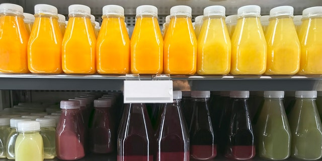 Juices are a big part of today's most popular diets, but they likely won't keep you full.