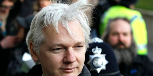 June 2012: Julian Assange, founder of Wikileaks, recently sought asylum inside Ecuador's London embassy.