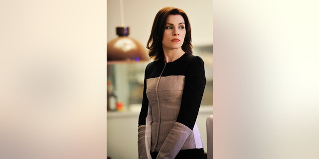"""Julianna Margulies in """"The Good Wife."""""""