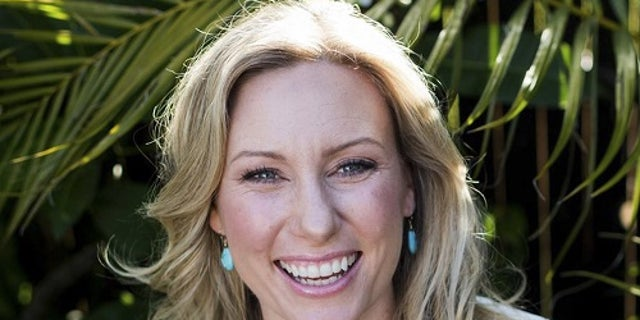 Friends and family gathered for a memorial service in Minneapolis on Friday, Aug. 11, 2017, to remember Justine Damond.