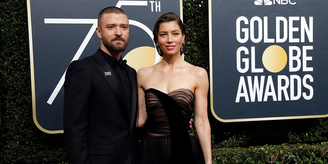 Justin Timberlake and Jessica Biel tied the knot in 2012. They share 4-year-old son Silas.