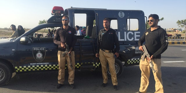 Karachi Rangers and local law enforcement have played a key role in cleaning up the violence and terrorist elements in Karachi since 2014.