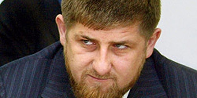 Chechen leader Ramzan Kadyrov, a close ally of Putin, was accused of torture and murder in the new documentary. (Reuters)