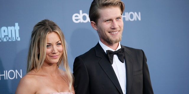 Actress Kaley Cuoco opened up about her marriage with Karl Cook.