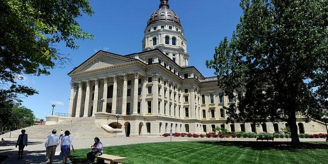 The Kansas Senate passed a resolution Tuesday denouncing porn as a public health crisis.