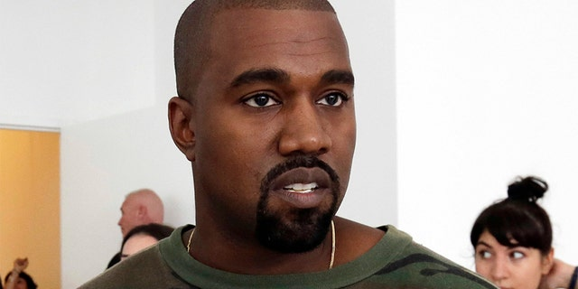 Kanye West explains his ill-fitting sandal choice after fans questioned why his sandals were too small on social media.