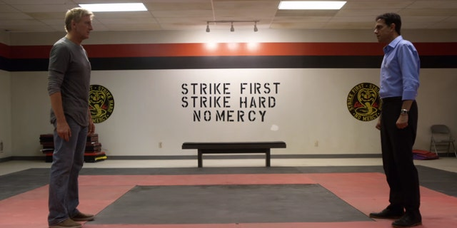 election 2020  Donald Trump  President Trump  Conservative News  RNC The 'Cobra Kai' spinoff series is coming to Netflix in August 2020.