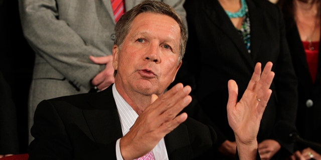 Kasich took swift action after the tragic event