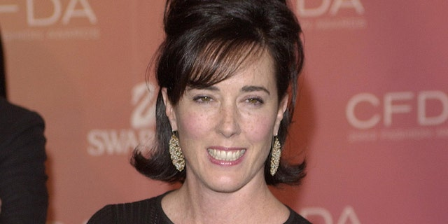 Law enforcement officials say Tuesday, June 5, 2018, that New York fashion designer Kate Spade has been found dead in her apartment in an apparent suicide.