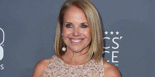 "Katie Couric said ""a lot of NBC executives"" had the infamous button that Matt Lauer was reportedly using in his office."