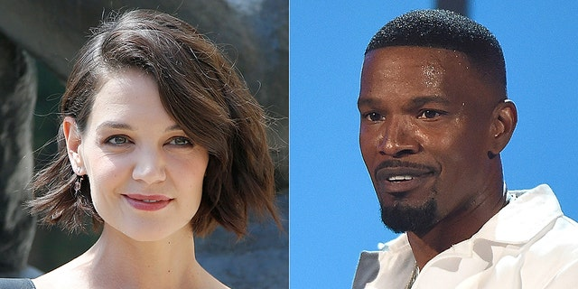 Katie Holmes, 39, and Jamie Foxx, 50, have been rumored to be dating since 2013.
