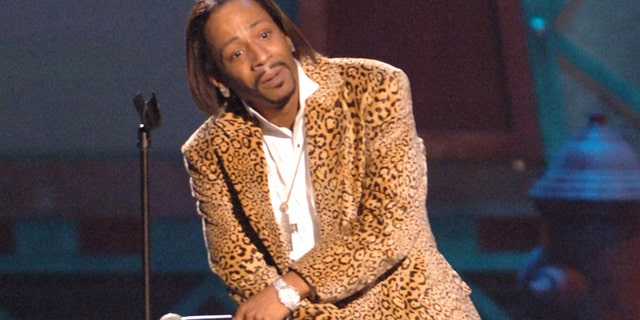 Comedian Katt Williams performs during the taping of the BET Comedy Awards Awards.