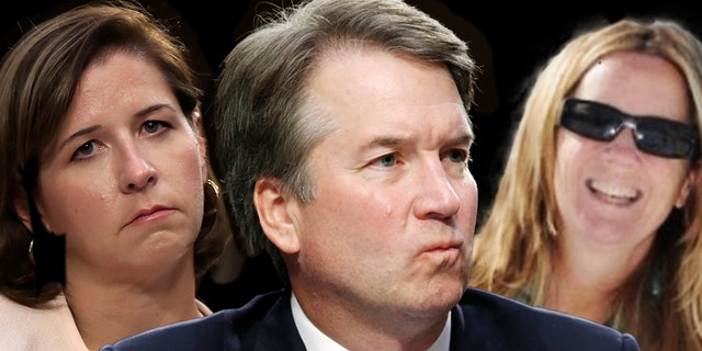 Christine Blasey Ford, Supreme Court nominee Brett Kavanaugh and his wife, Ashley, have all received death threats after Ford accused the judge of sexual assault.