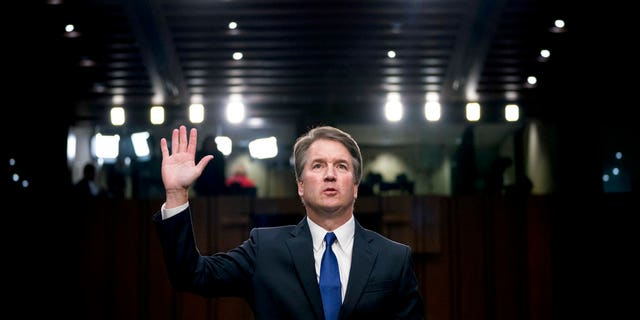 President Trump's nominee for the Supreme Court was nearing a key vote from the Senate Judiciary Committee when Christine Blasey Ford came forward with allegations saying he forced himself on her during a party in the early 1980s.