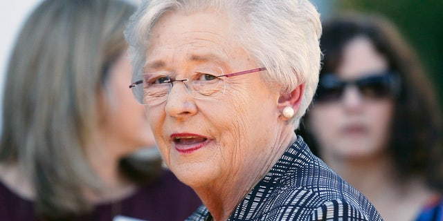 Alabama Gov. Kay Ivey has said she won't delay next month's special Senate election amid sex misconduct allegations swirling around Republican candidate Roy Moore