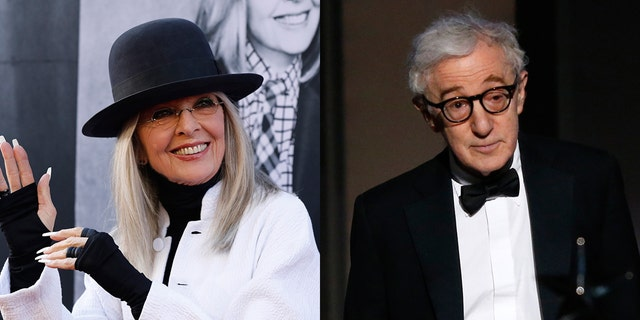 "Diane Keaton defended Woody Allen and said she ""believed"" him despite allegations of sexual abuse."