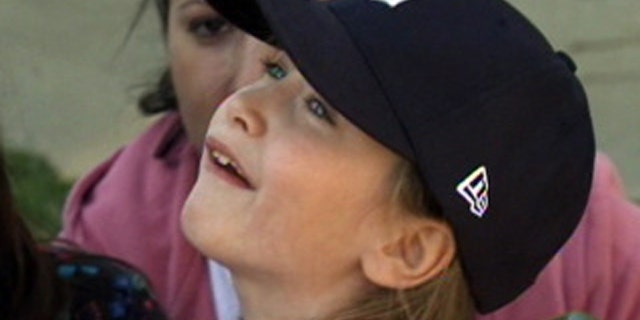 Kathleen Edwards was diagnosed with the juvenile form of Huntington's disease, a neurological disorder that claimed the life of her mother, Laura Edward, in 2009. (WJBK/MyFoxDetroit.com)