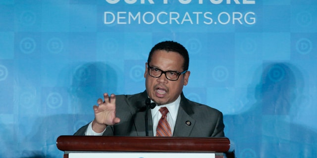 Democratic National Committee Deputy Chair Rep. Keith Ellison, D-Minn., has met with Farrakhan several times, according to reports.