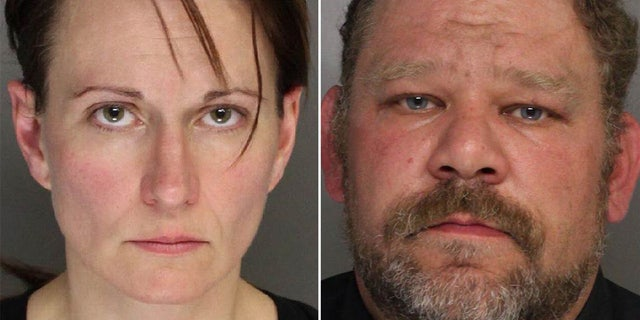 Robin Transue (left) pled guilty to Solicitation to commit Aggravated Assault and Statutory Sexual Assault. Her husband, Keith Transue (right) pled guilty to Criminal Coercion.