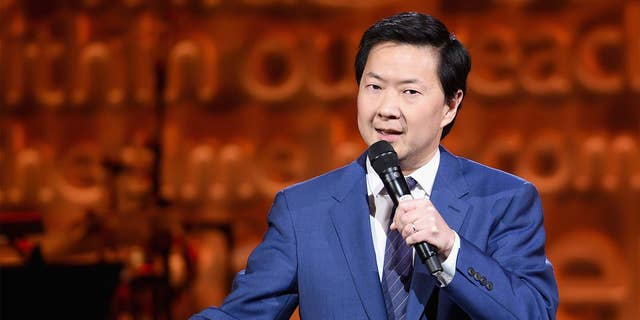 "Ken Jeong, a judge on ""The Masked Singer,"" has announced that the show has purchased 10,000 surgical masks to donate to New York hospitals."